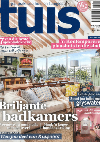 Front Page April 2018 Homemag