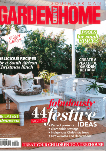 Front Page December 2015 Garden and Home