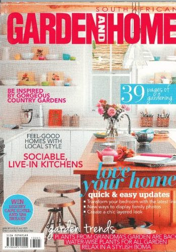 Front Page May 2013 Garden and Home